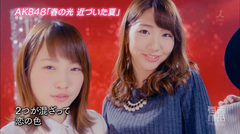 AKB48「春の光 近づいた夏」MV (23)