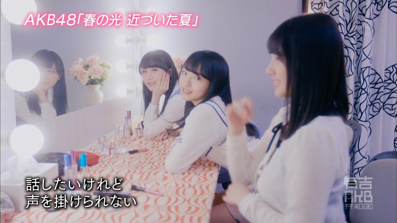AKB48「春の光 近づいた夏」MV (41)