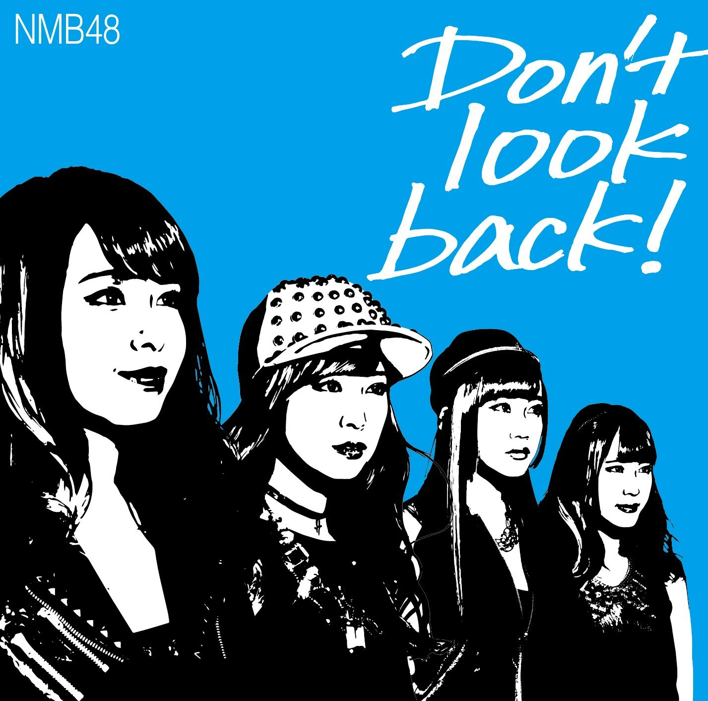 Don't look back! ジャケット  (2)