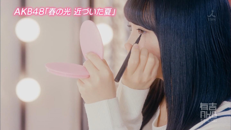 AKB48「春の光 近づいた夏」MV (12)