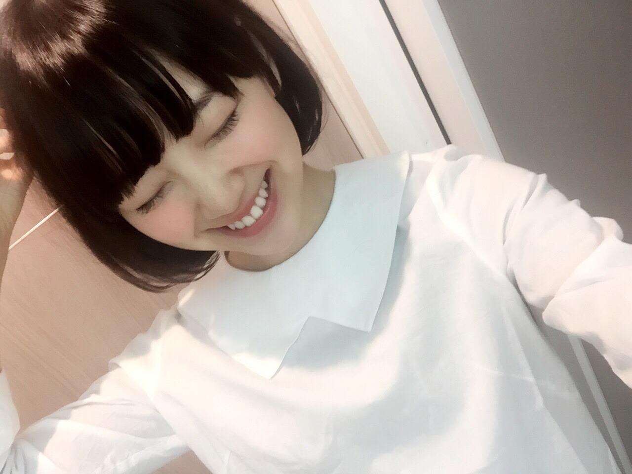 乃木坂46 堀未央奈 髪を切るショートボブ (6)
