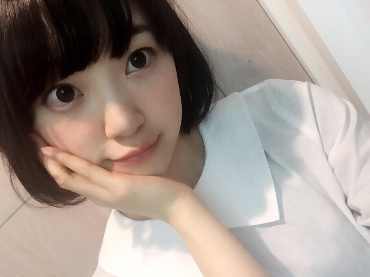 乃木坂46 堀未央奈 髪を切るショートボブ (7)