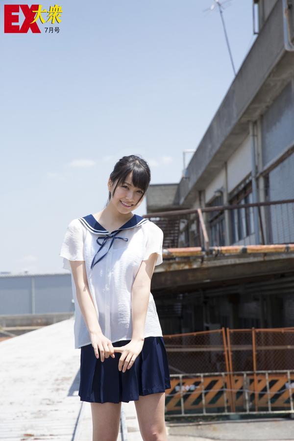 EX大衆オフショット白間美瑠   (27)