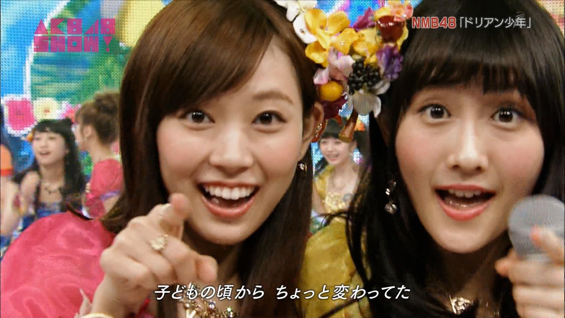 矢倉楓子 NMB48ドリアン少年 AKB48SHOW20150613 (3)