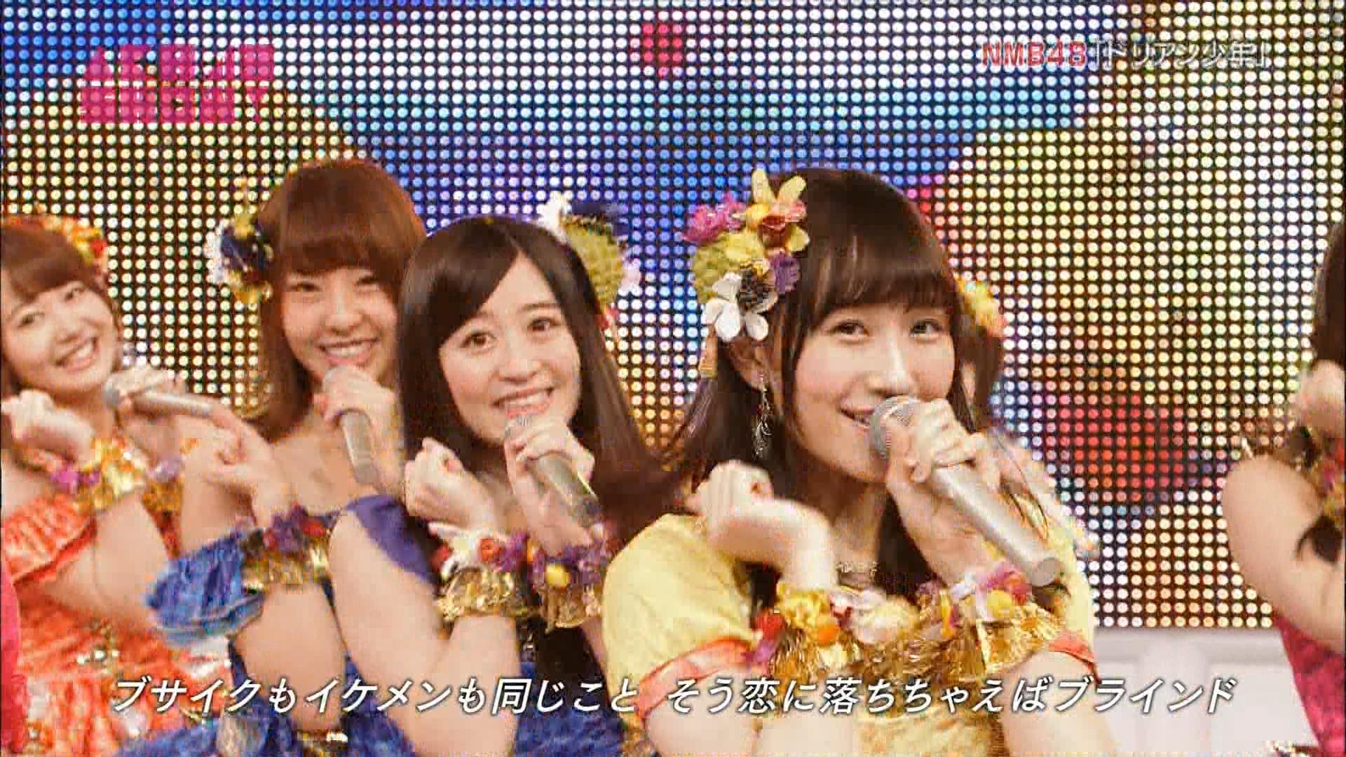 矢倉楓子 NMB48ドリアン少年 AKB48SHOW20150613 (4)