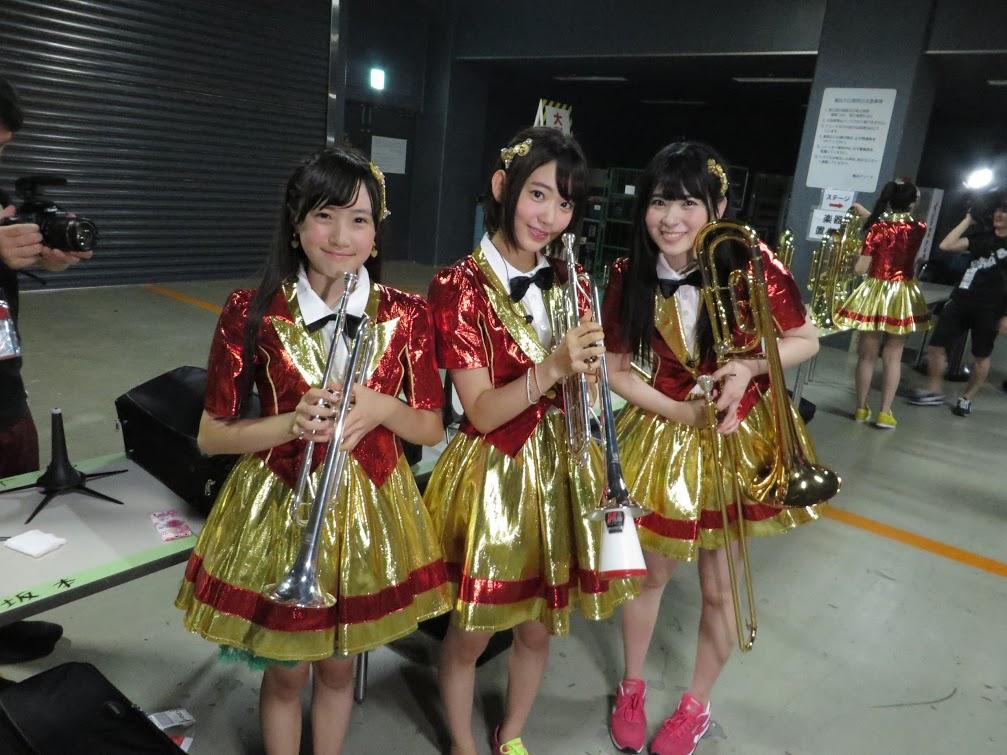 宮脇咲良コンサート