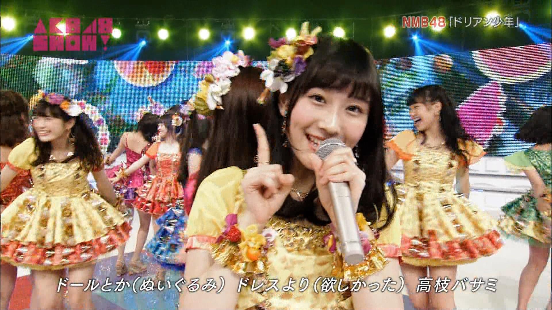 矢倉楓子 NMB48ドリアン少年 AKB48SHOW20150613 (8)
