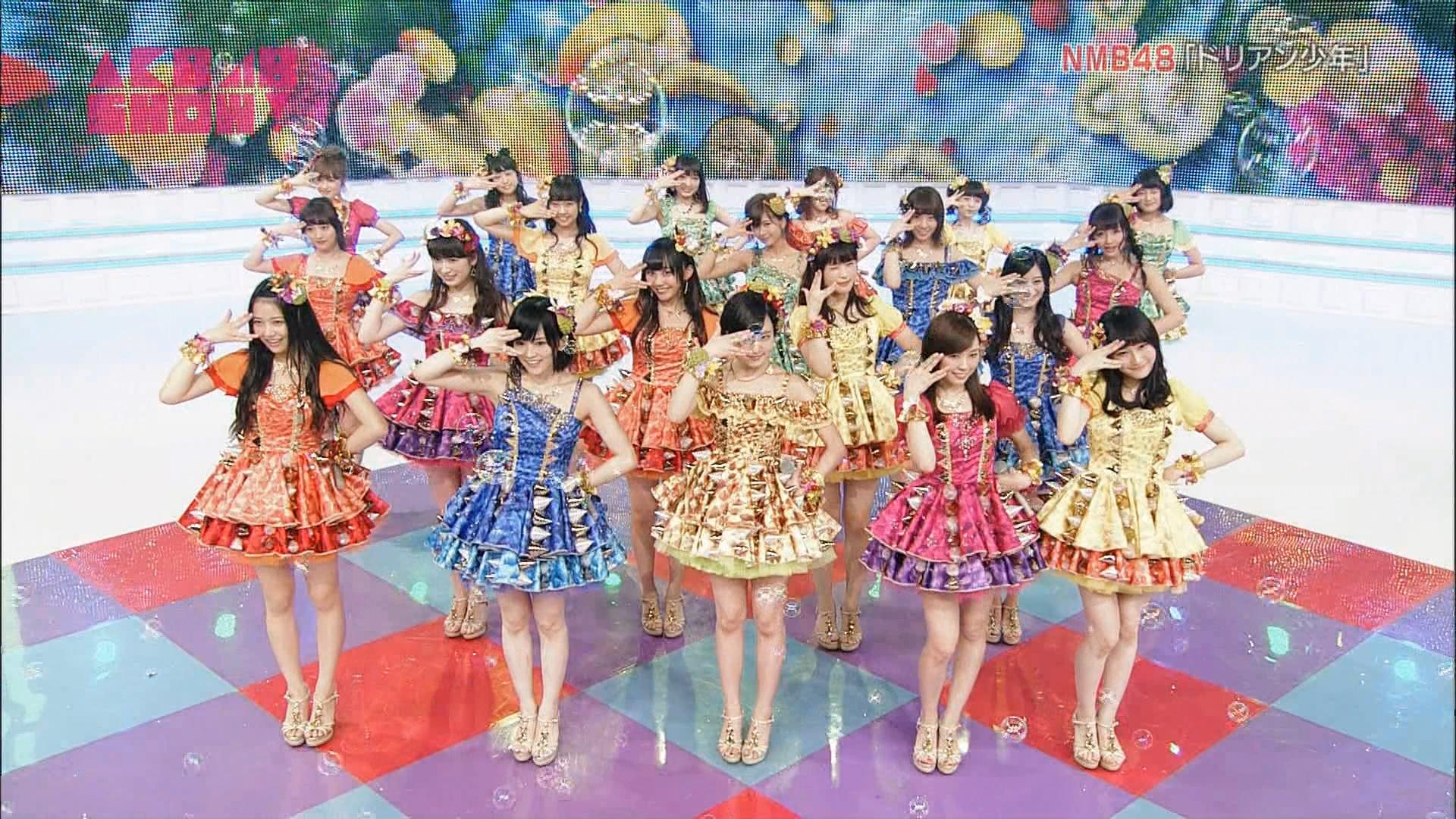 矢倉楓子専用 NMB48ドリアン少年 AKB48SHOW(2015年6月13日) | 黒髪少女