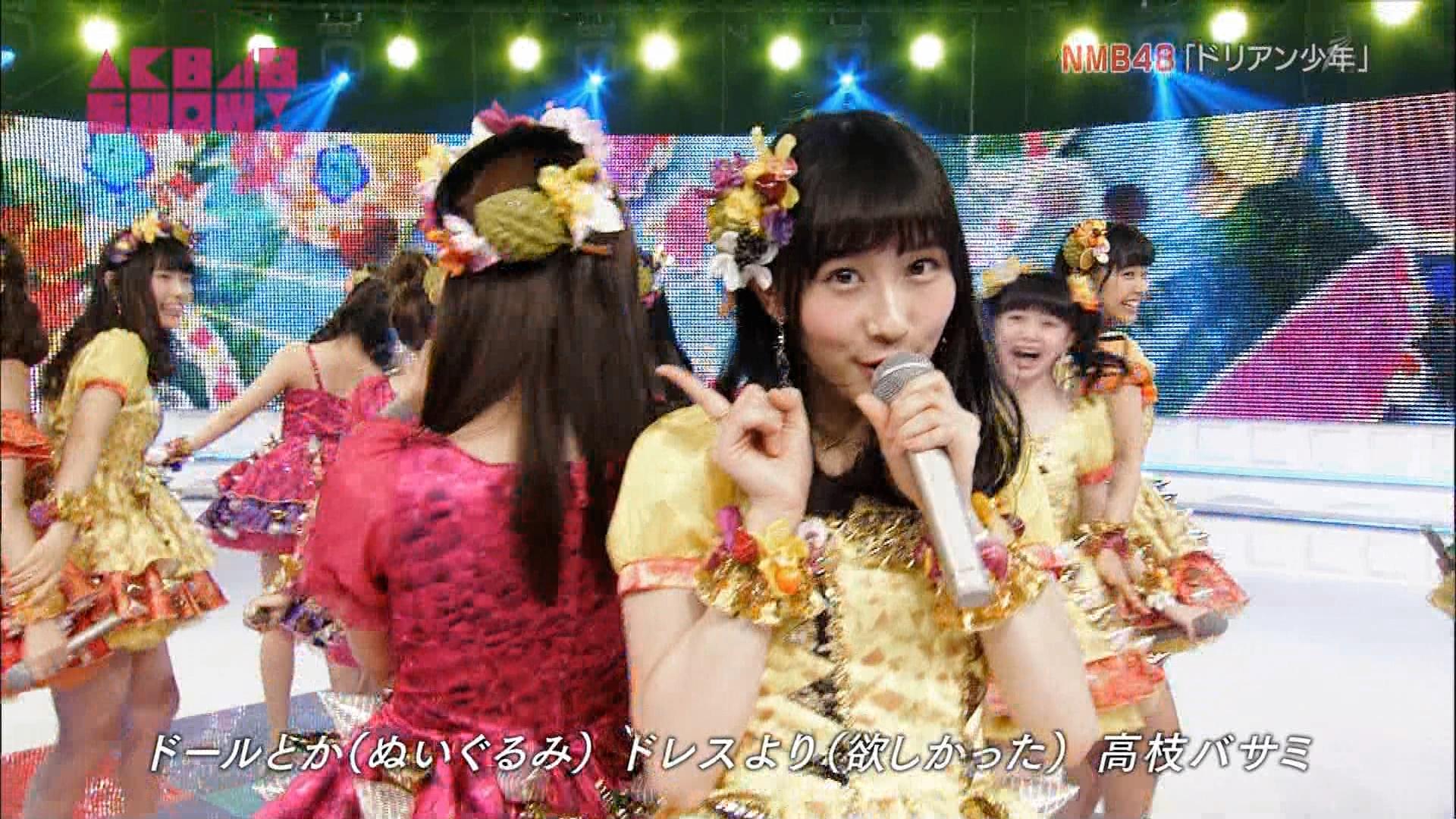矢倉楓子 NMB48ドリアン少年 AKB48SHOW20150613 (9)