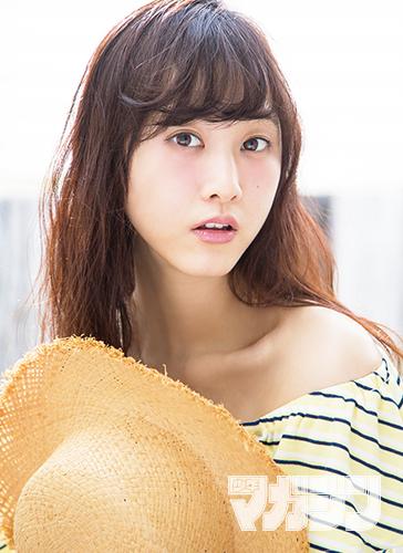 松井玲奈 週刊少年マガジン2015年6月17日号 (1)