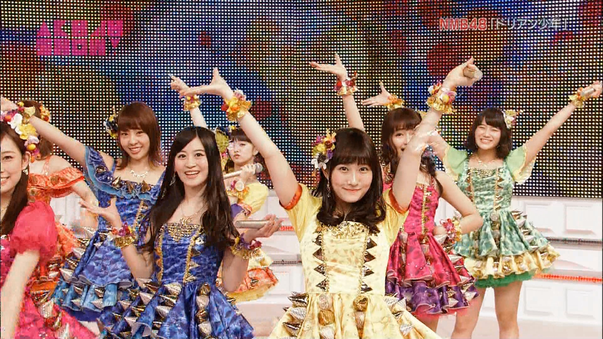 矢倉楓子 NMB48ドリアン少年 AKB48SHOW20150613 (10)