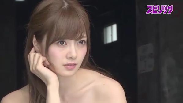 白石麻衣 橋本奈々未 ビッグコミックスピリッツ 2015年7月13日号  (6)