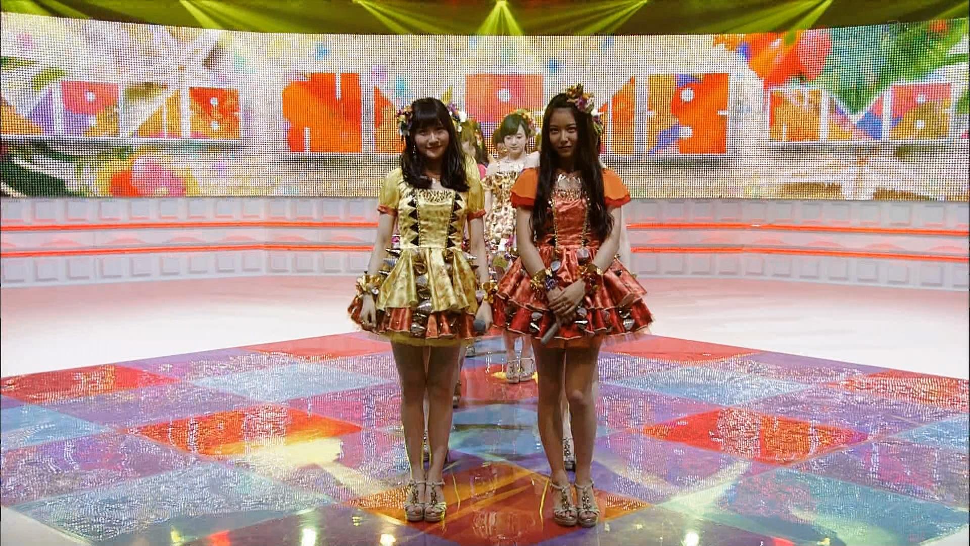矢倉楓子 NMB48ドリアン少年 AKB48SHOW20150613