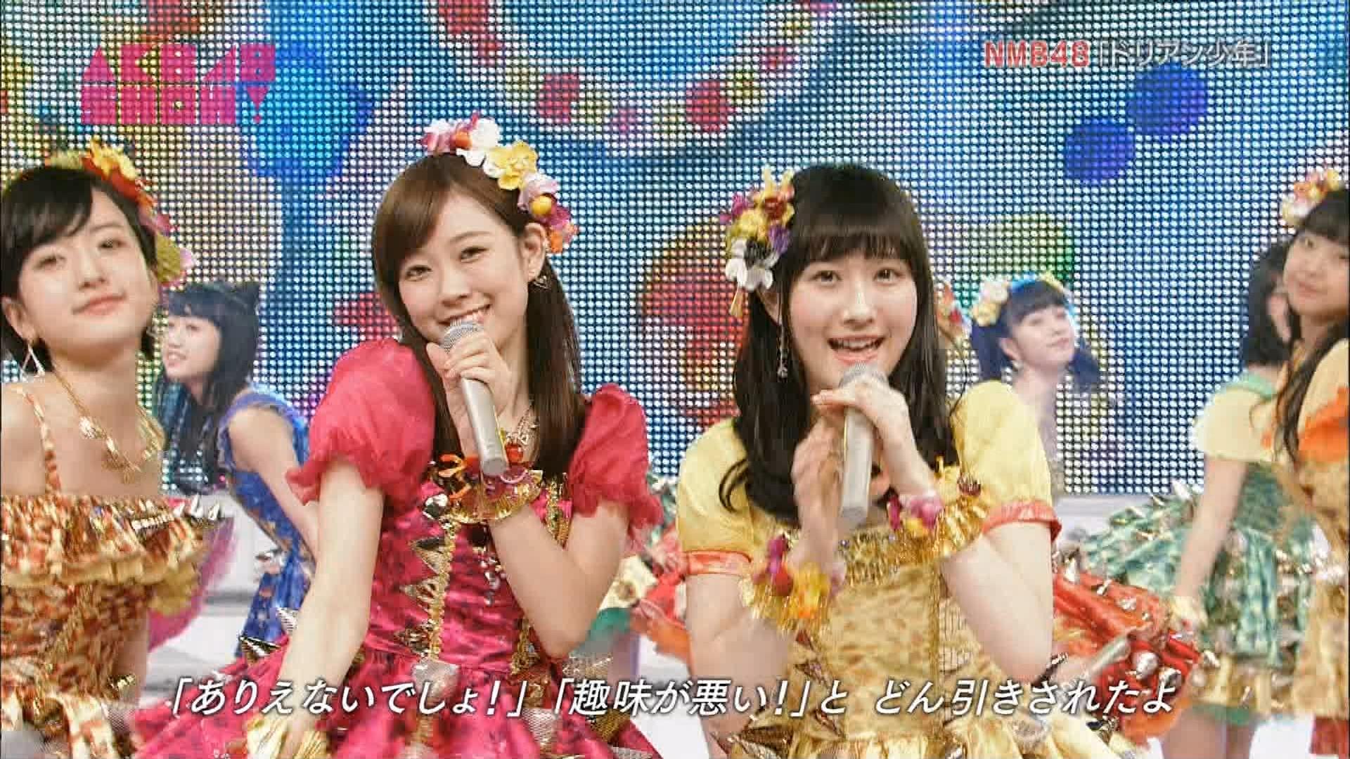 矢倉楓子 NMB48ドリアン少年 AKB48SHOW20150613 (1)