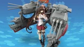 艦これ 大和改 塗装済み可動フィギュア (4)