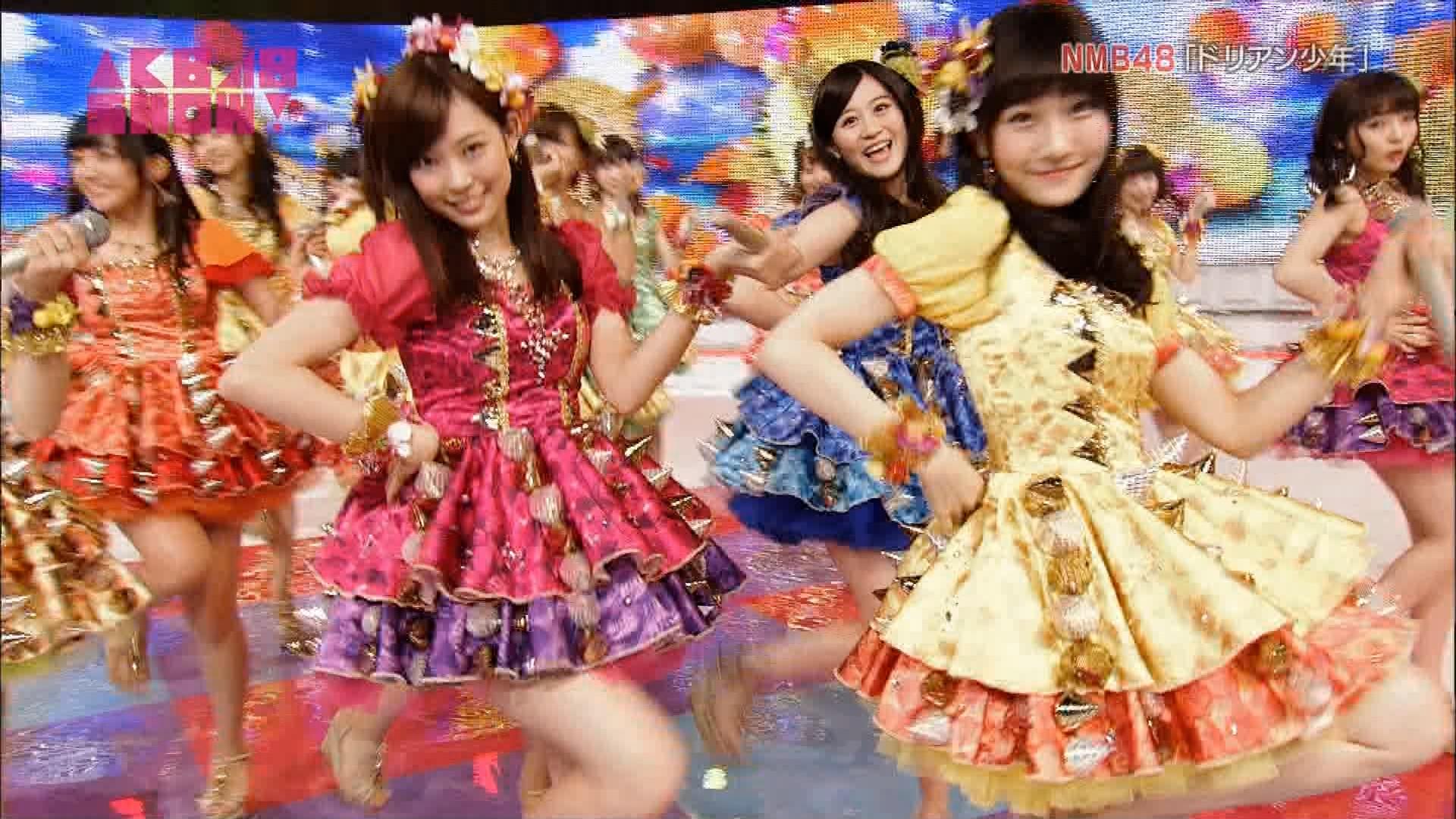 矢倉楓子 NMB48ドリアン少年 AKB48SHOW20150613 (11)