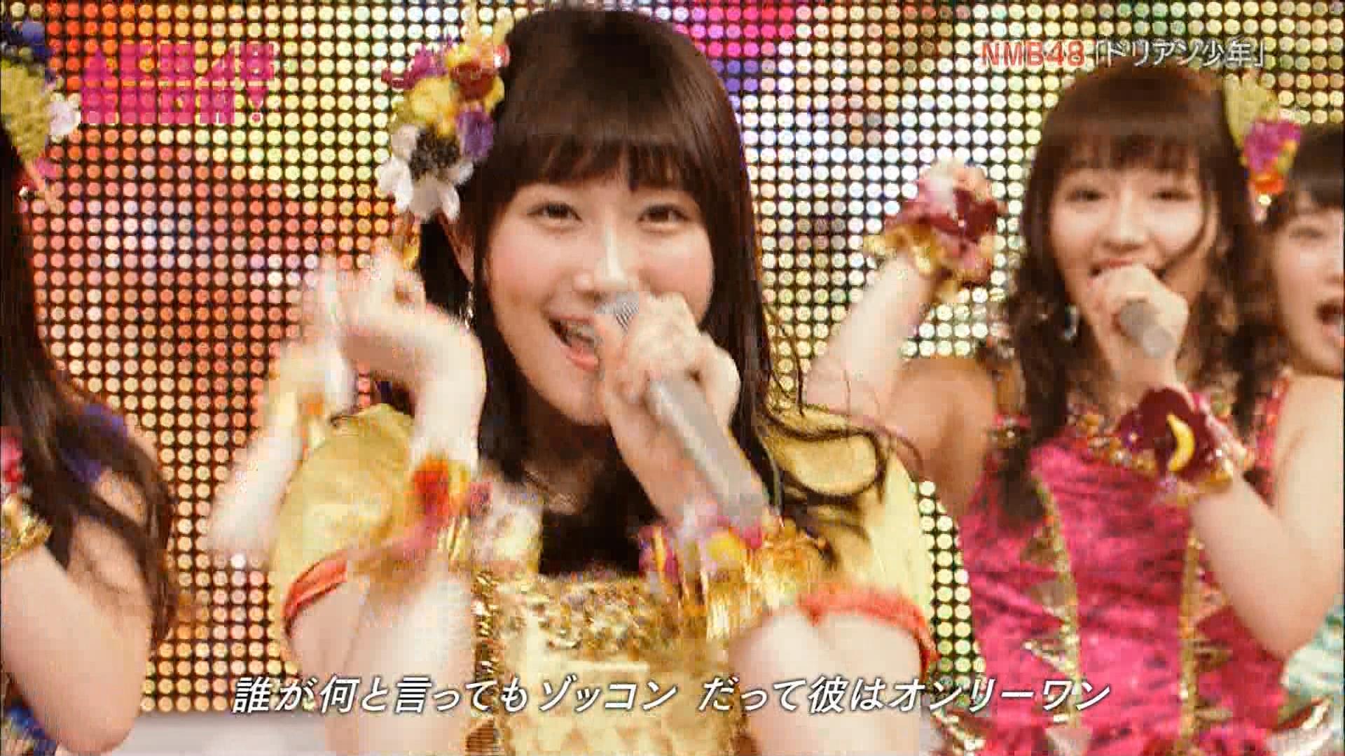 矢倉楓子 NMB48ドリアン少年 AKB48SHOW20150613 (6)