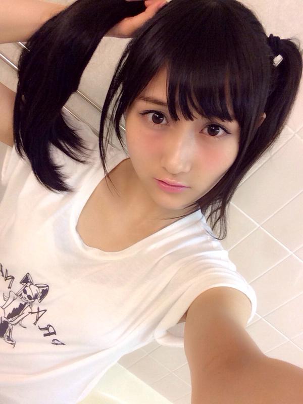 矢倉楓子ツインテールかわいい