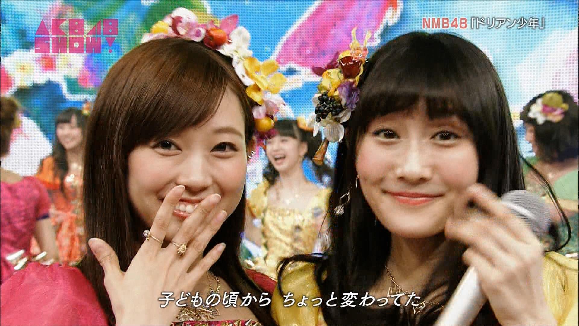 矢倉楓子 NMB48ドリアン少年 AKB48SHOW20150613 (2)