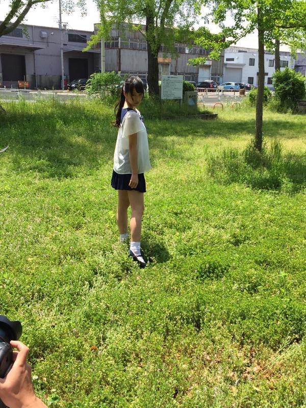 EX大衆オフショット白間美瑠  (12)