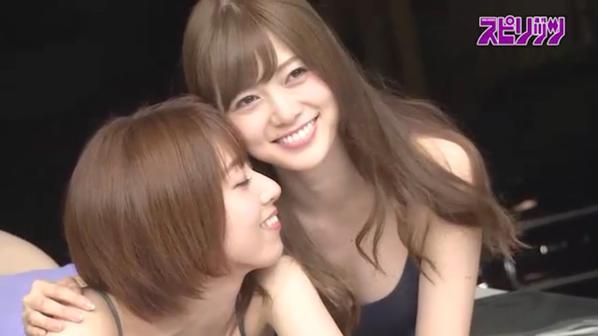 白石麻衣 橋本奈々未 ビッグコミックスピリッツ 2015年7月13日号 (3)