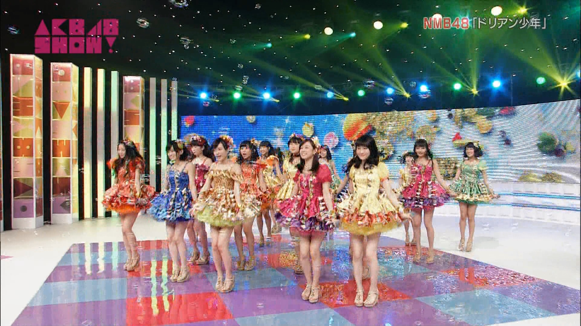 矢倉楓子 NMB48ドリアン少年 AKB48SHOW20150613 (13)