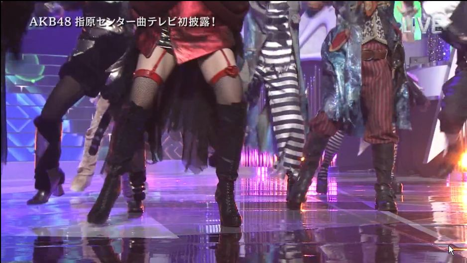 AKB48ハロウィン・ナイト THE MUSIC DAY (3)