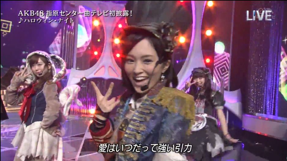 AKB48ハロウィン・ナイト THE MUSIC DAY (34)