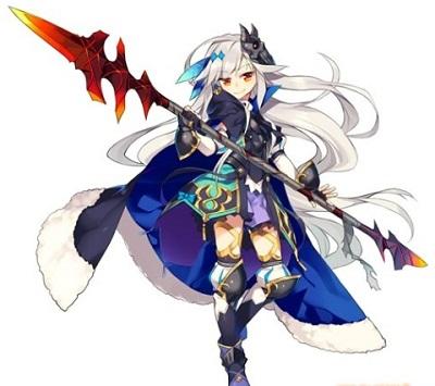 シビラの妹 姫騎士パテル 千年戦争アイギス