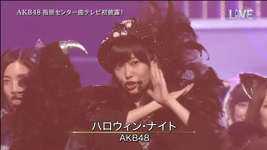 AKB48ハロウィン・ナイト THE MUSIC DAY (2)