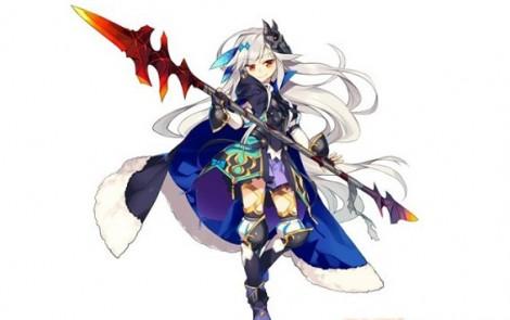 シビラの妹 姫騎士パテル 千年戦争アイギス (1)