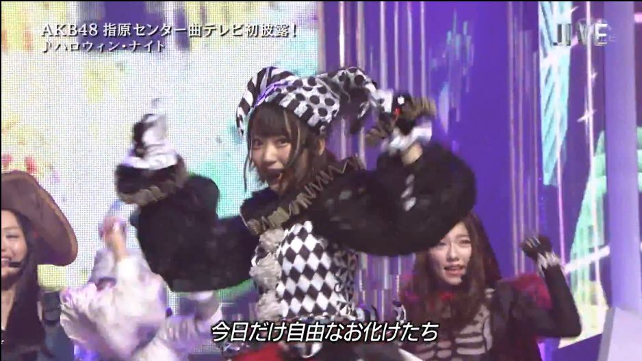 AKB48ハロウィン・ナイト THE MUSIC DAY (39)