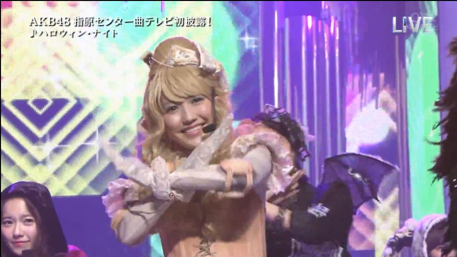 AKB48ハロウィン・ナイト THE MUSIC DAY (7)