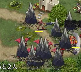 剣士グローリア 大地を震わす必殺剣 千年戦争アイギス (2)