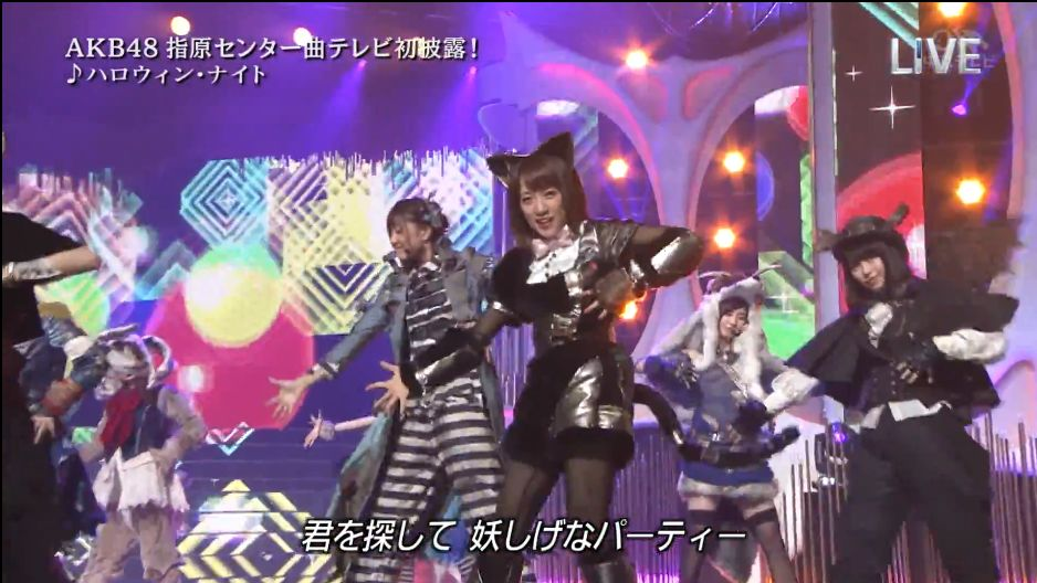 AKB48ハロウィン・ナイト THE MUSIC DAY (10)