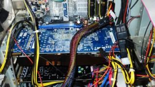 電源ユニット 交換 (1)