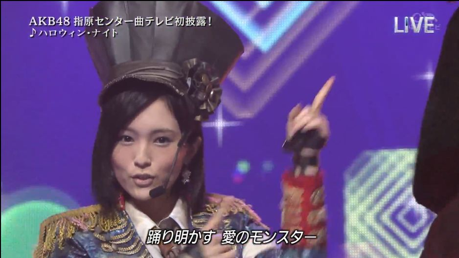 AKB48ハロウィン・ナイト THE MUSIC DAY (12)