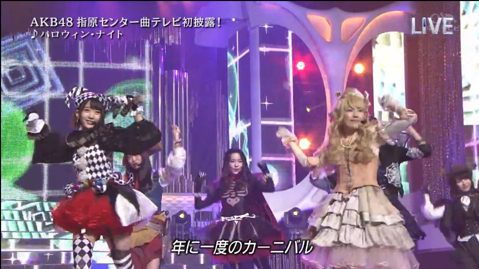 AKB48ハロウィン・ナイト THE MUSIC DAY (20)