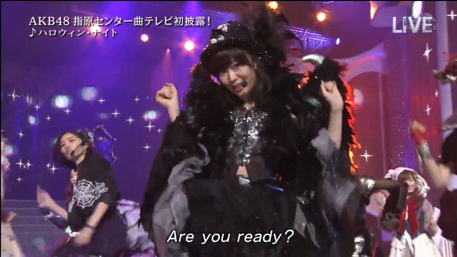 AKB48ハロウィン・ナイト THE MUSIC DAY (26)
