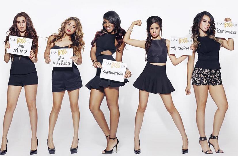 Fifth Harmony フィフス・ハーモニー (1)