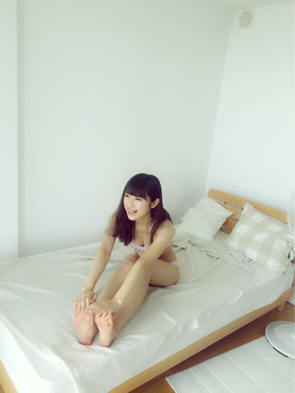 NMB48渋谷凪咲 EX大衆 水着グラビア&オフショット集 (7)