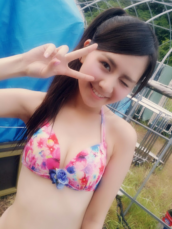 SKE48水着 in 美浜海遊祭 (4)