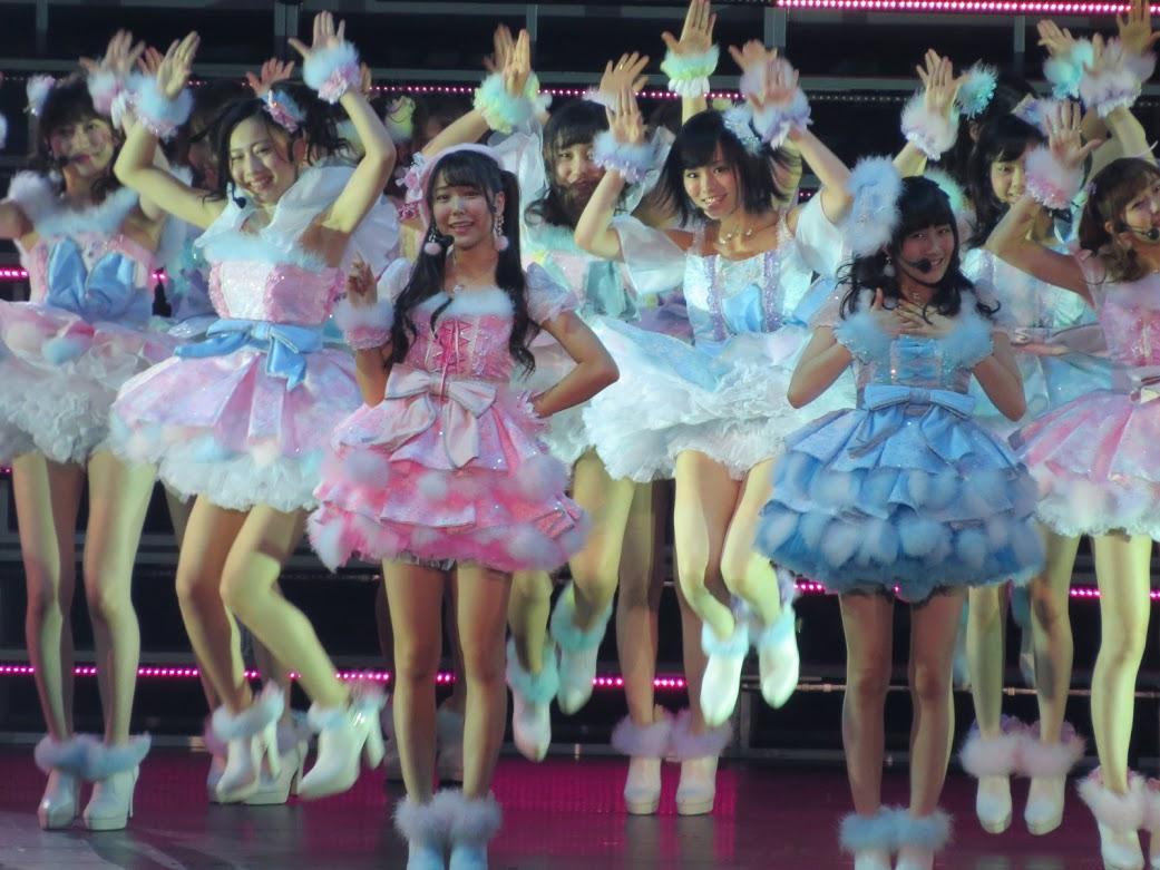 らしくないが24位で安心 NMB48リクアワ2015 矢倉楓子白間美瑠 (1)