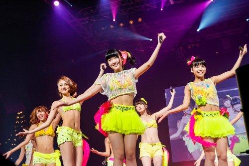 SUPER☆GiRLS 生誕3周年記念SP アイドルストリートカーニバル 日本武道館~超絶少女たちの挑戦2013 (1)