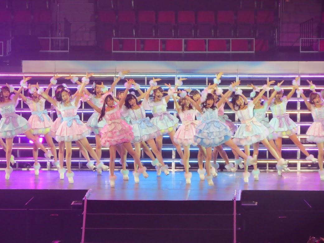 らしくないが24位で安心 NMB48リクアワ2015 矢倉楓子白間美瑠 (2)