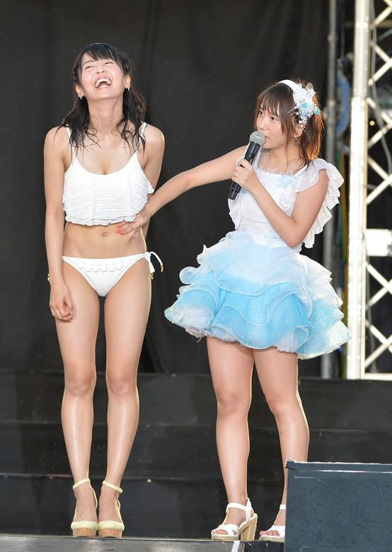 SKE48水着 in 美浜海遊祭 日刊スポーツ (6)