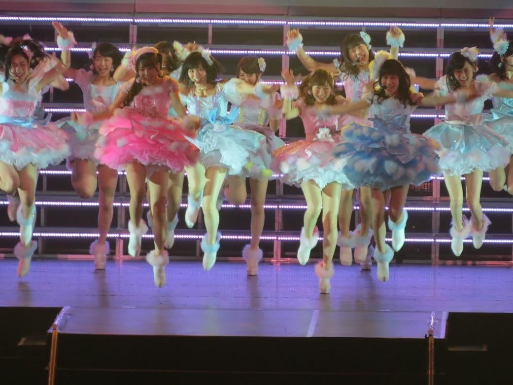 らしくないが24位で安心 NMB48リクアワ2015 矢倉楓子白間美瑠 (3)