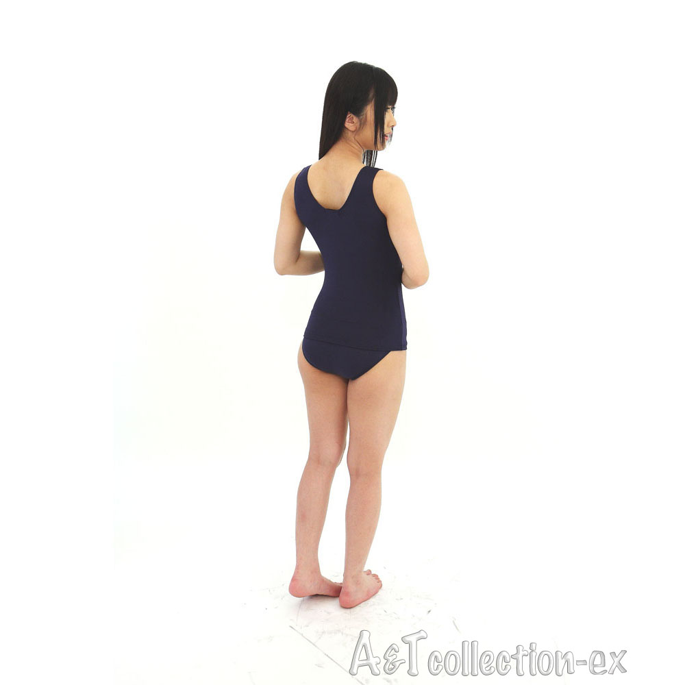 彼女に着せたい スクール水着 旧式 (1)
