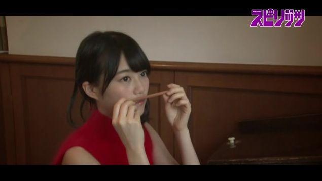 生田絵梨花 表紙 ビッグコミックスピリッツ2015年44号 乃木坂46  (6)