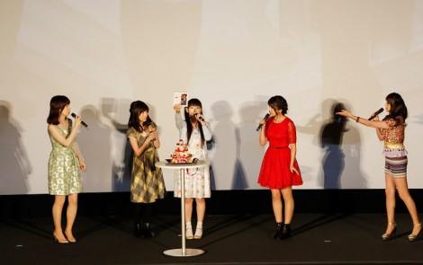 堀江由衣Aice5復活ライブ!ほっちゃーん! ほ、ほーっ、ホアアーッ!! ホアーッ!! (1)